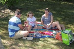 7R family picnic